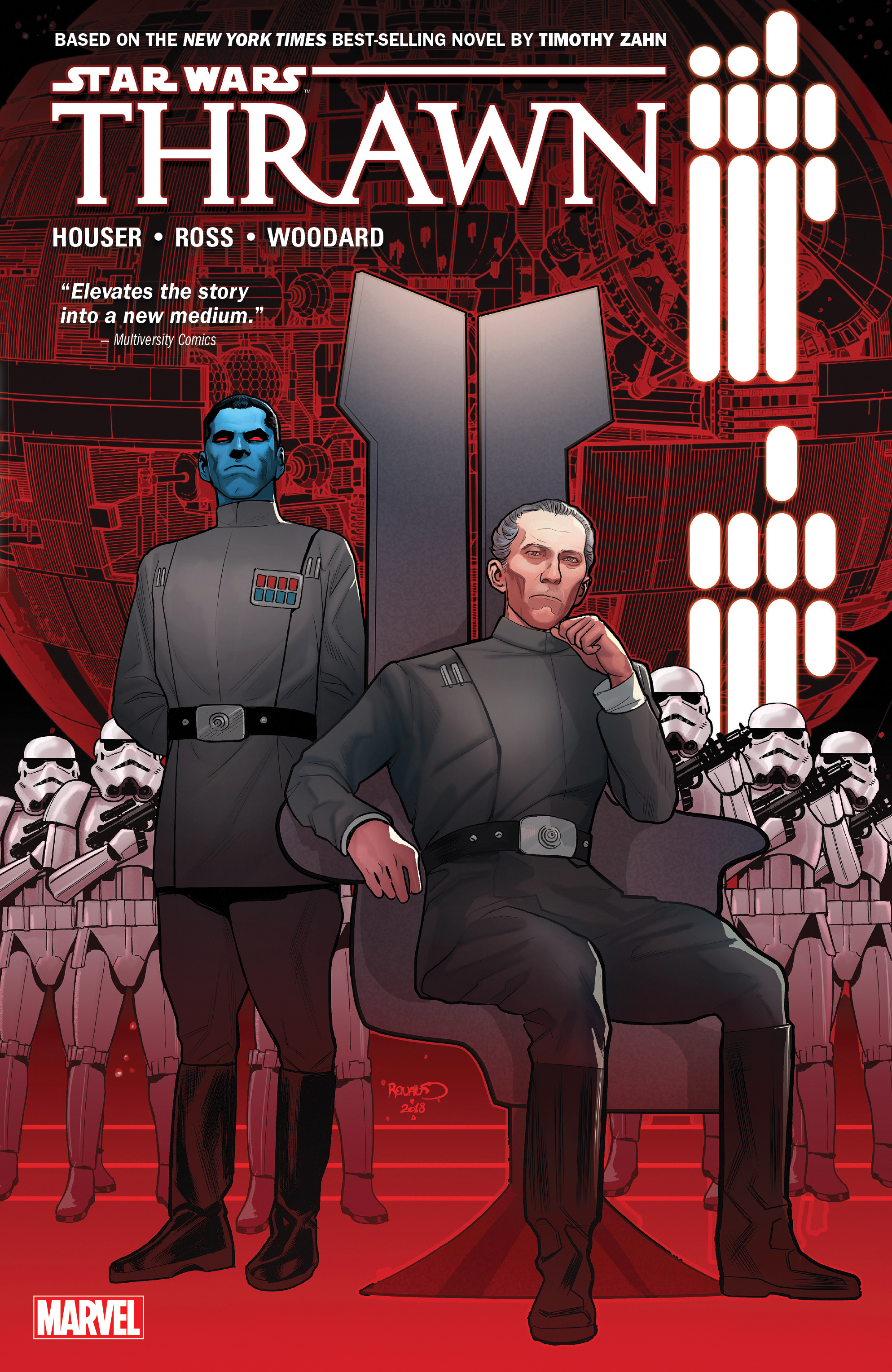 Star Wars: Thrawn (Trade Paperback)