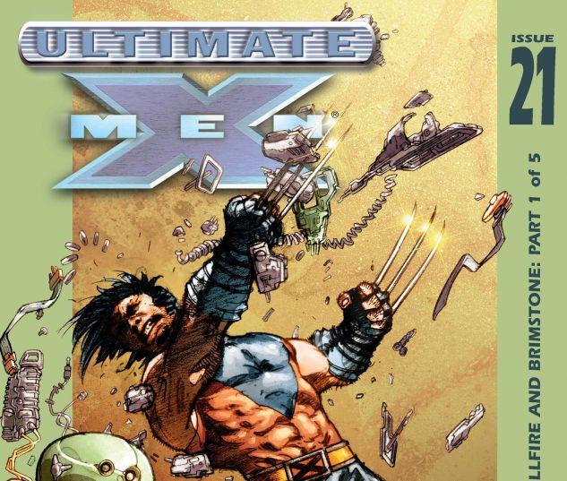 Ultimate X-Men (2001) #21