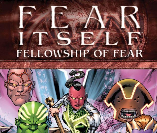 Fear Itself: Fellowship of Fear (2011) #1
