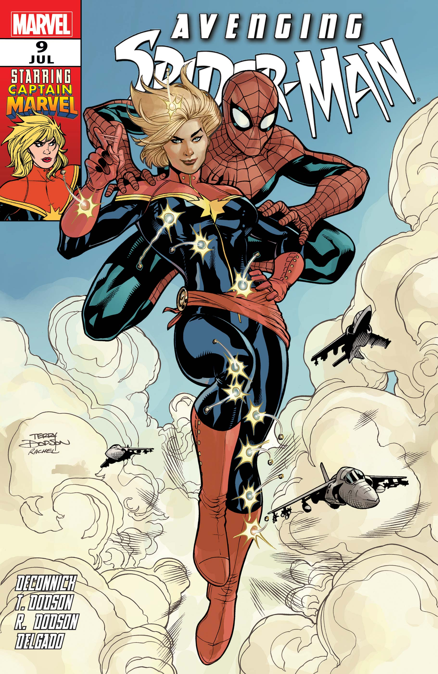 Avenging Spider-Man (2011) #9