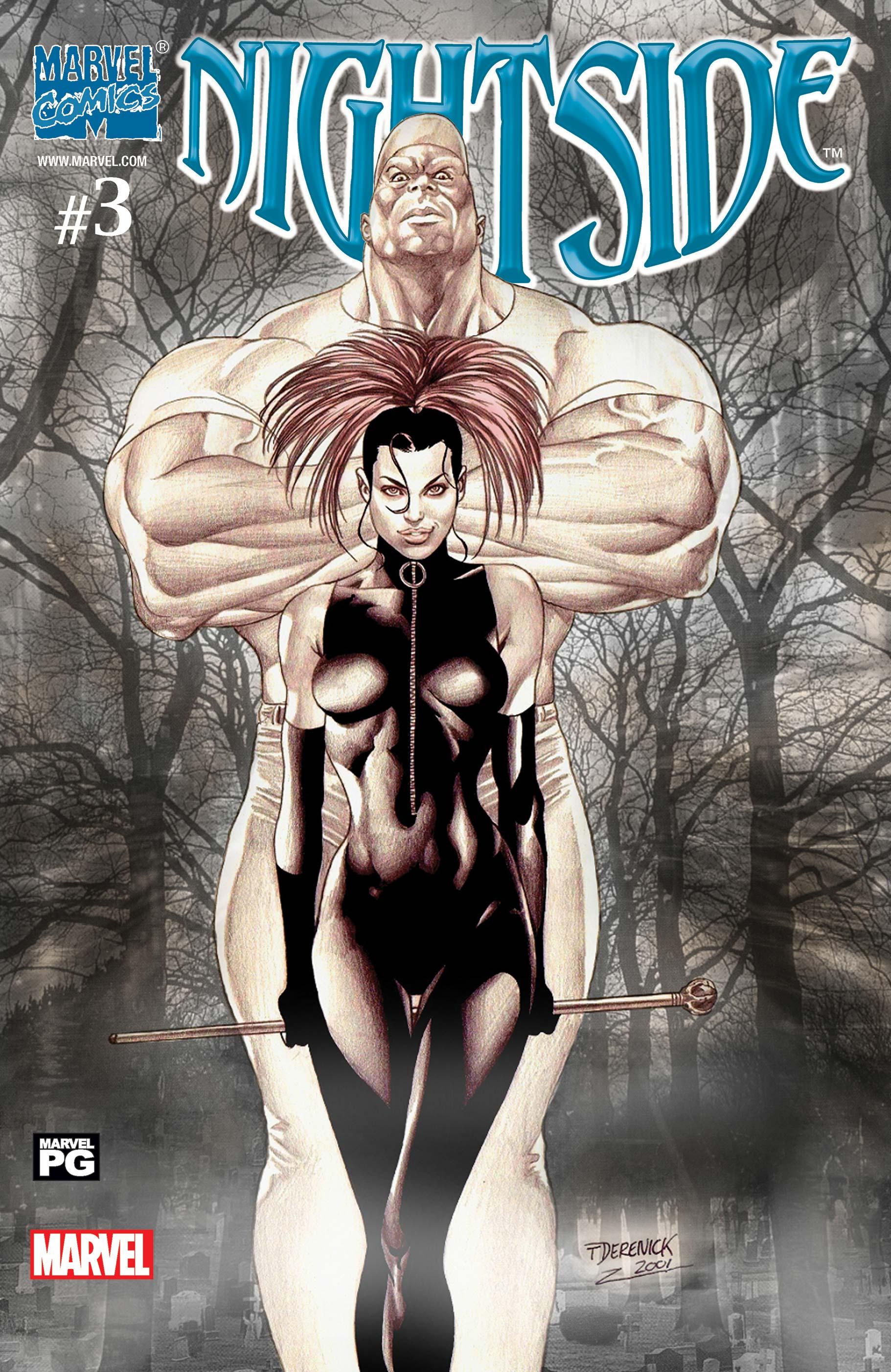 Nightside (2001) #3