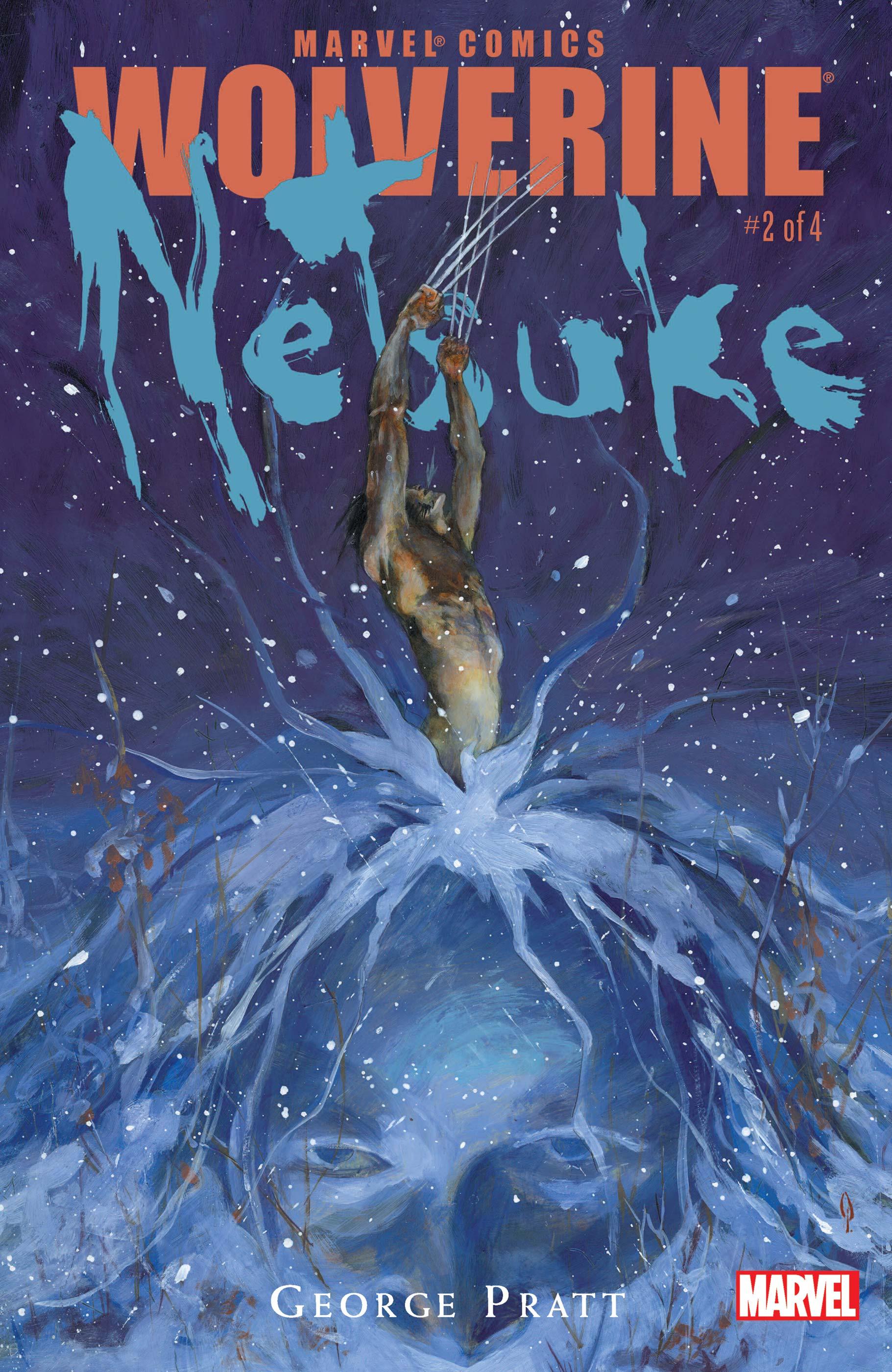 Wolverine: Netsuke (2002) #2