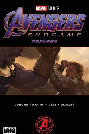 Marvel's Avengers: Endgame Prelude #3