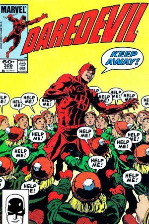 Daredevil #209