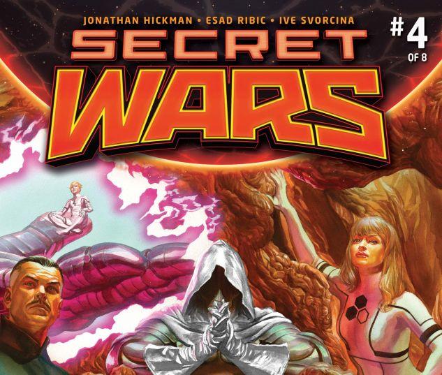 SECRET WARS (2015) #4