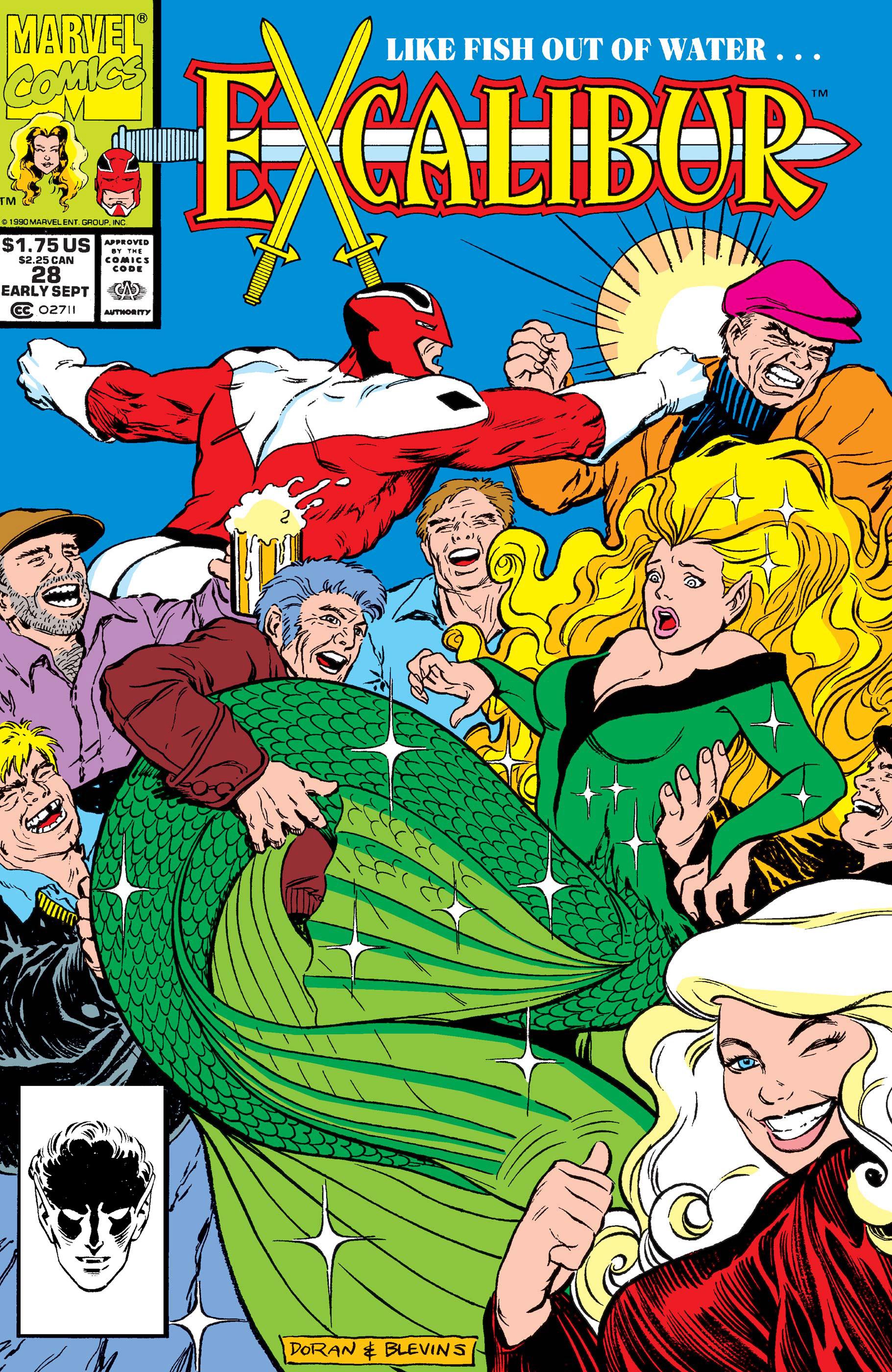 Excalibur (1988) #28