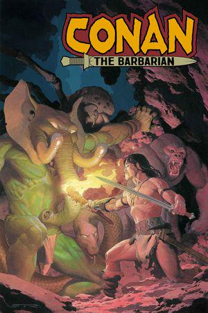 Conan the Barbarian (2019) #9
