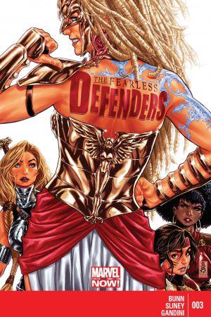 Fearless Defenders (2013) #3