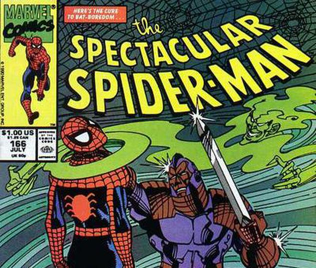 Spectacular Spider-Man #166