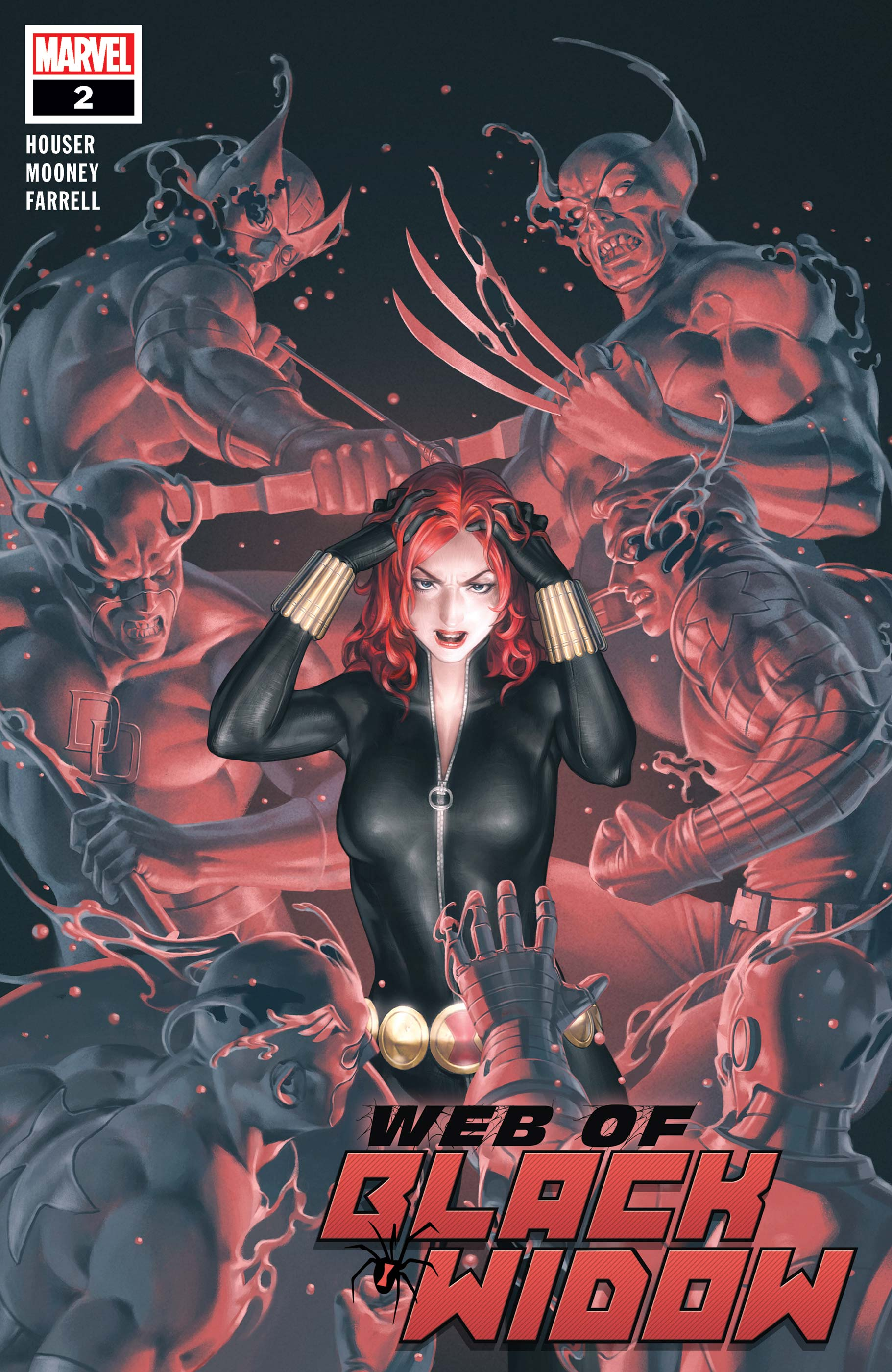 The Web of Black Widow (2019) #2