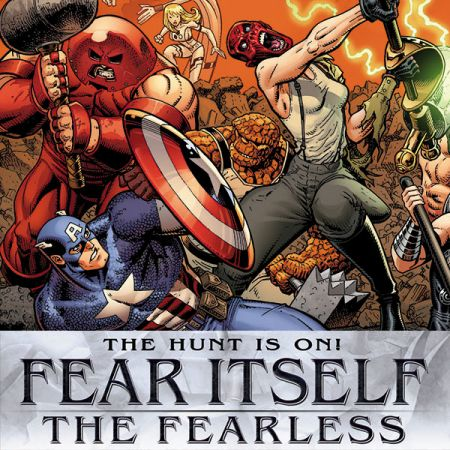 Fear Itself: The Fearless (2011 - 2012)