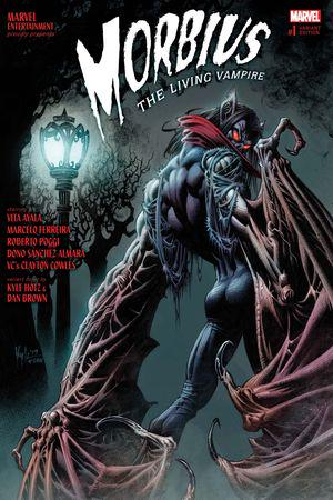 Morbius #1  (Variant)