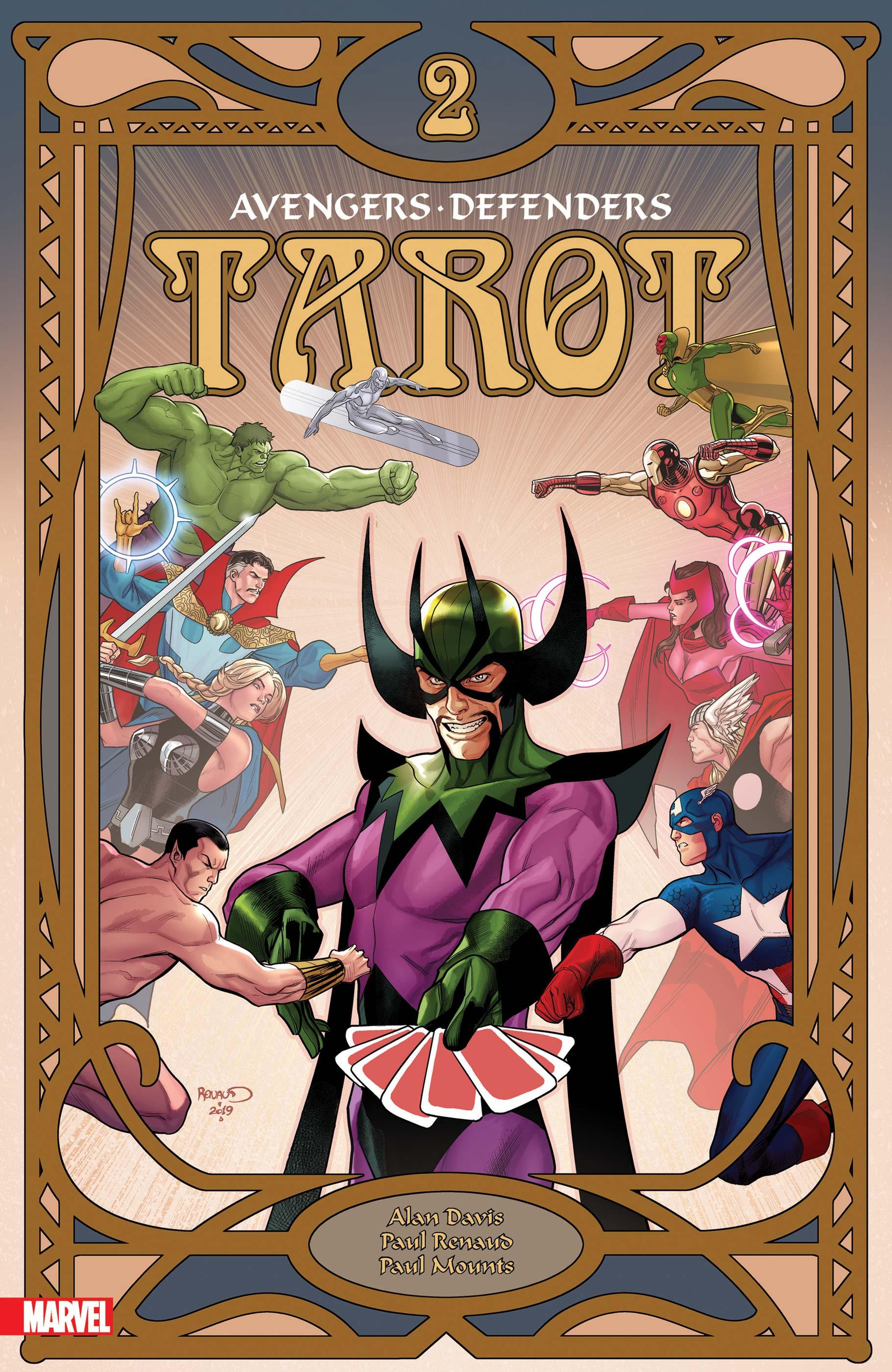 Tarot (2020) #2