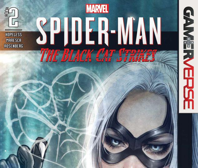 Marvel's Spider-Man: The Black Cat Strikes #2