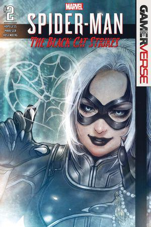 Marvel's Spider-Man: The Black Cat Strikes (2020) #2
