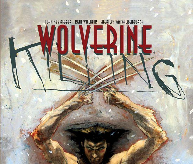 WOLVERINE KILLING 1 #1