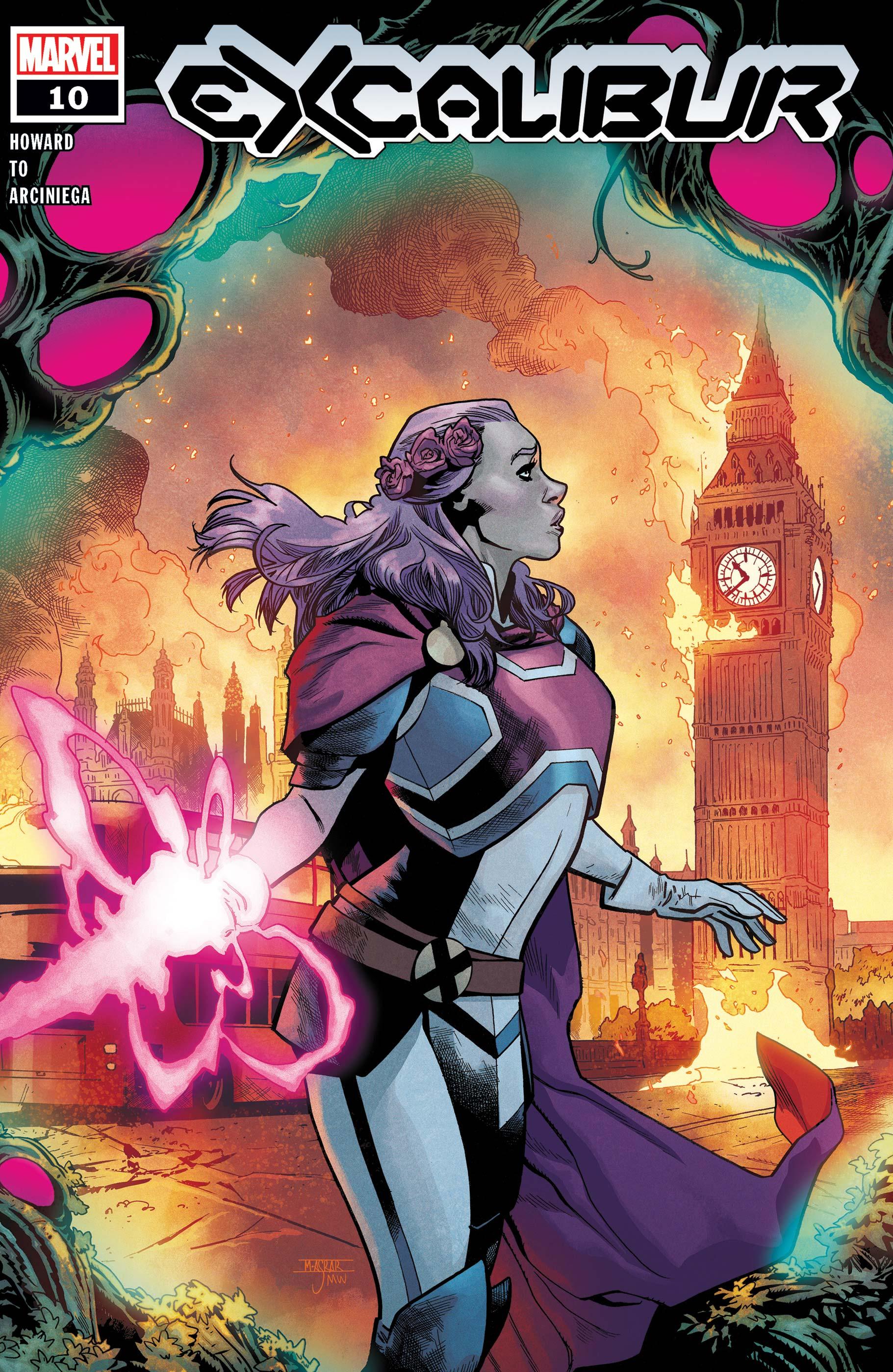 Excalibur (2019) #10