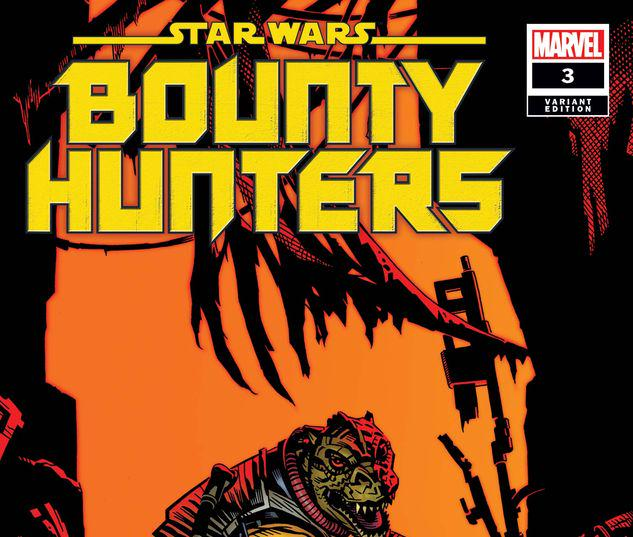Star Wars: Bounty Hunters #3
