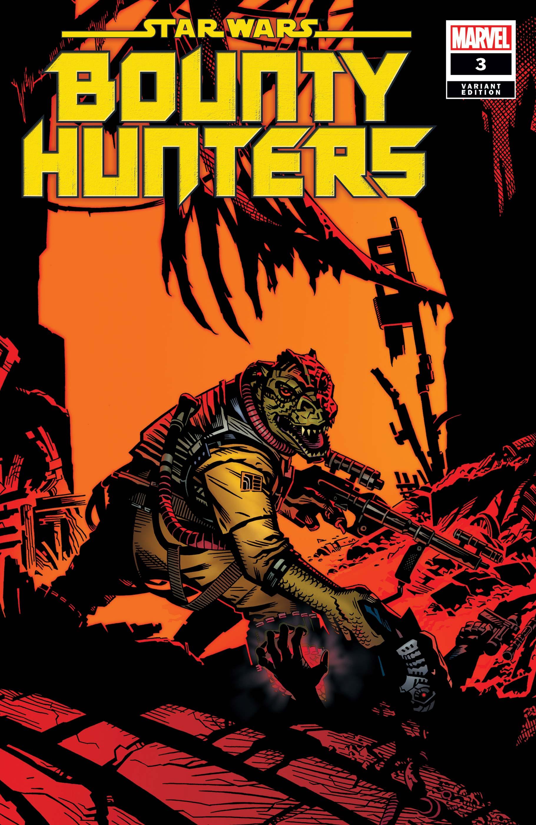 Star Wars: Bounty Hunters (2020) #3 (Variant)