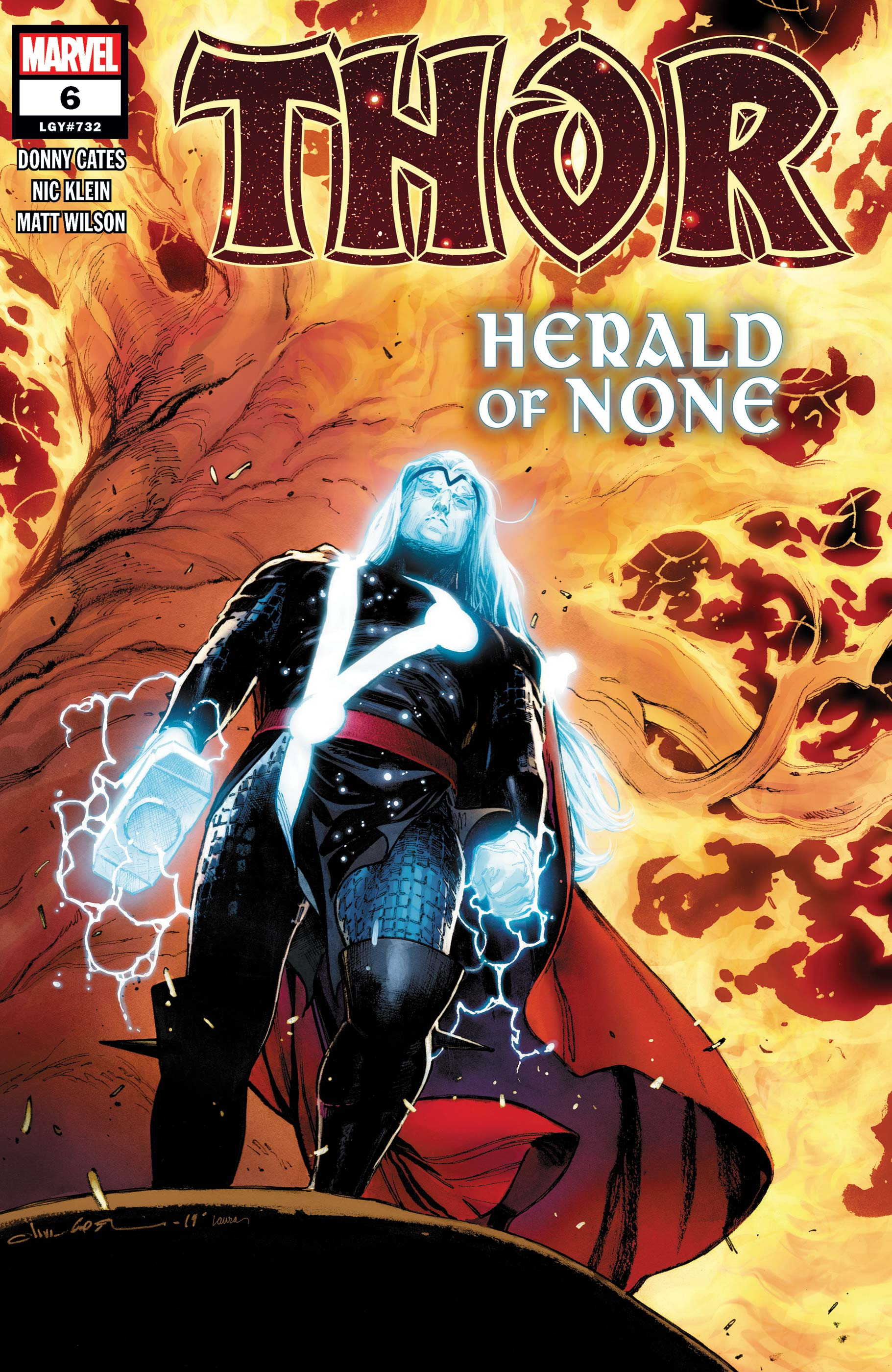 Thor (2020) #6 | Comic Issues | Marvel