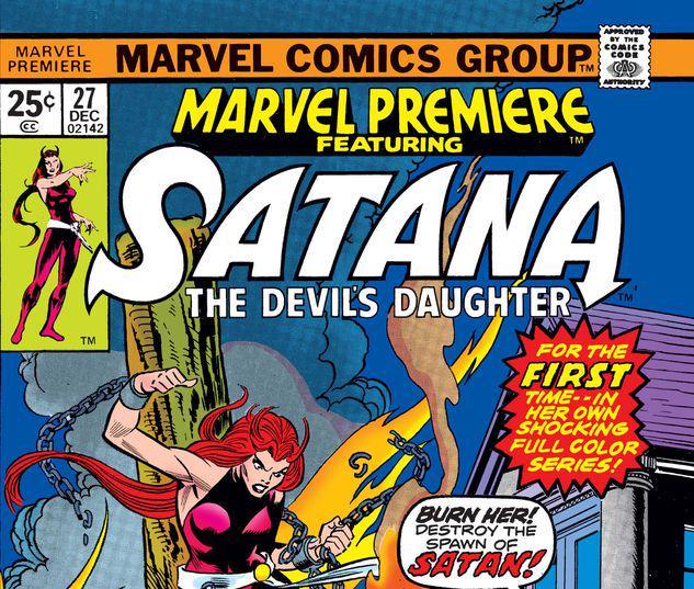 Marvel Premiere #27