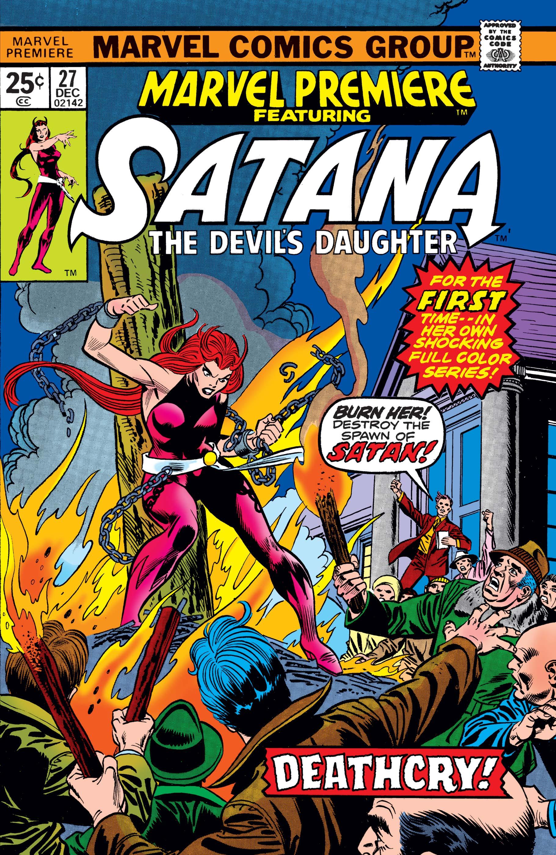 Marvel Premiere (1972) #27