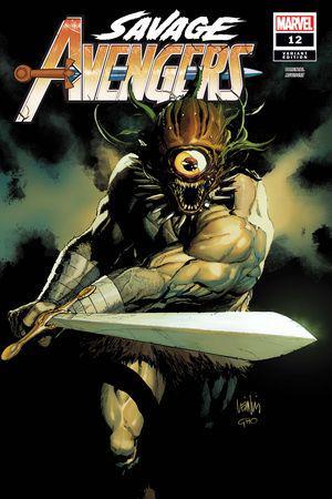 Savage Avengers #12  (Variant)
