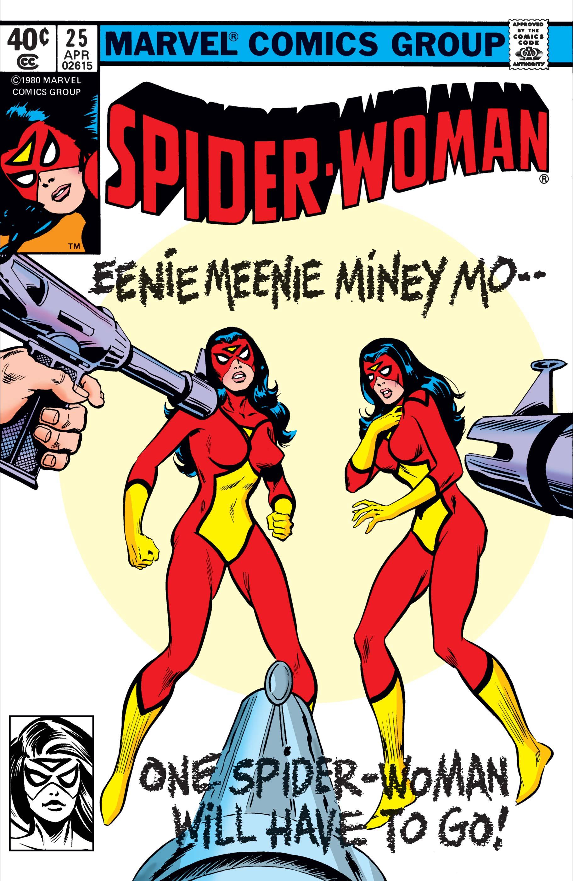 Spider-Woman (1978) #25