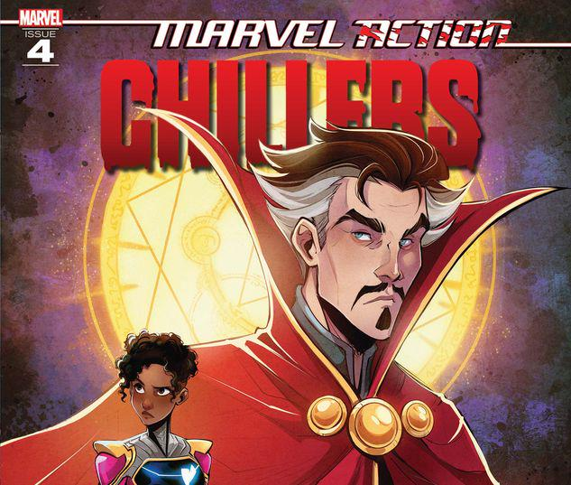 Marvel Action Chillers #4
