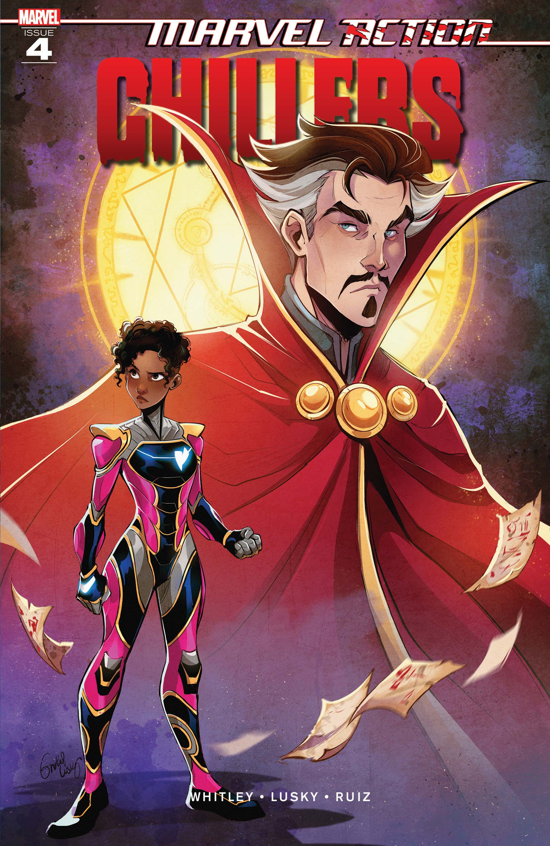 Marvel Action Chillers (2020) #4