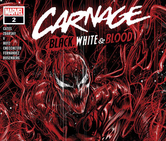 Carnage: Black, White & Blood #2