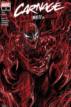 Carnage: Black, White & Blood (2021) #2