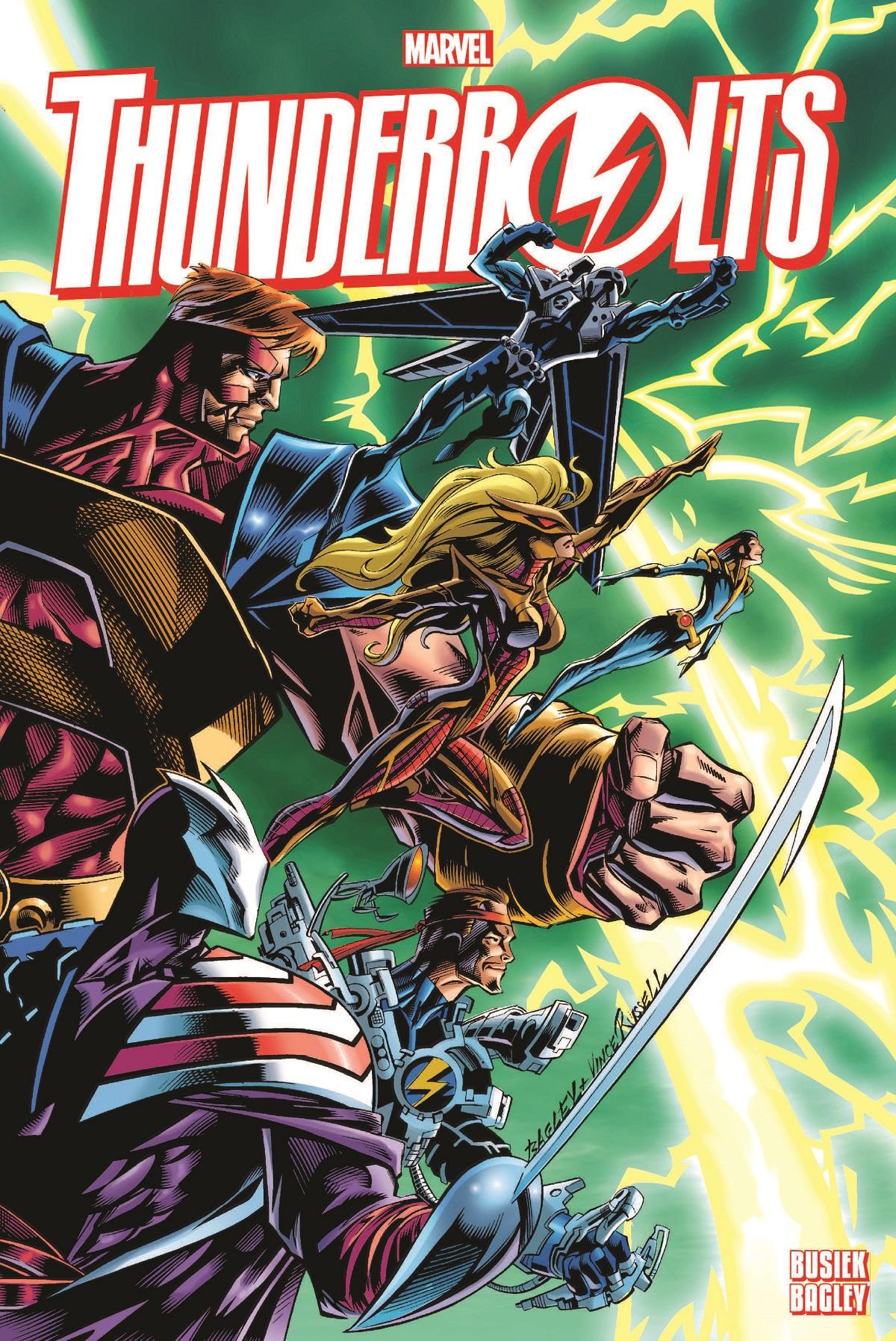 Thunderbolts Omnibus Vol. 1 (Hardcover)
