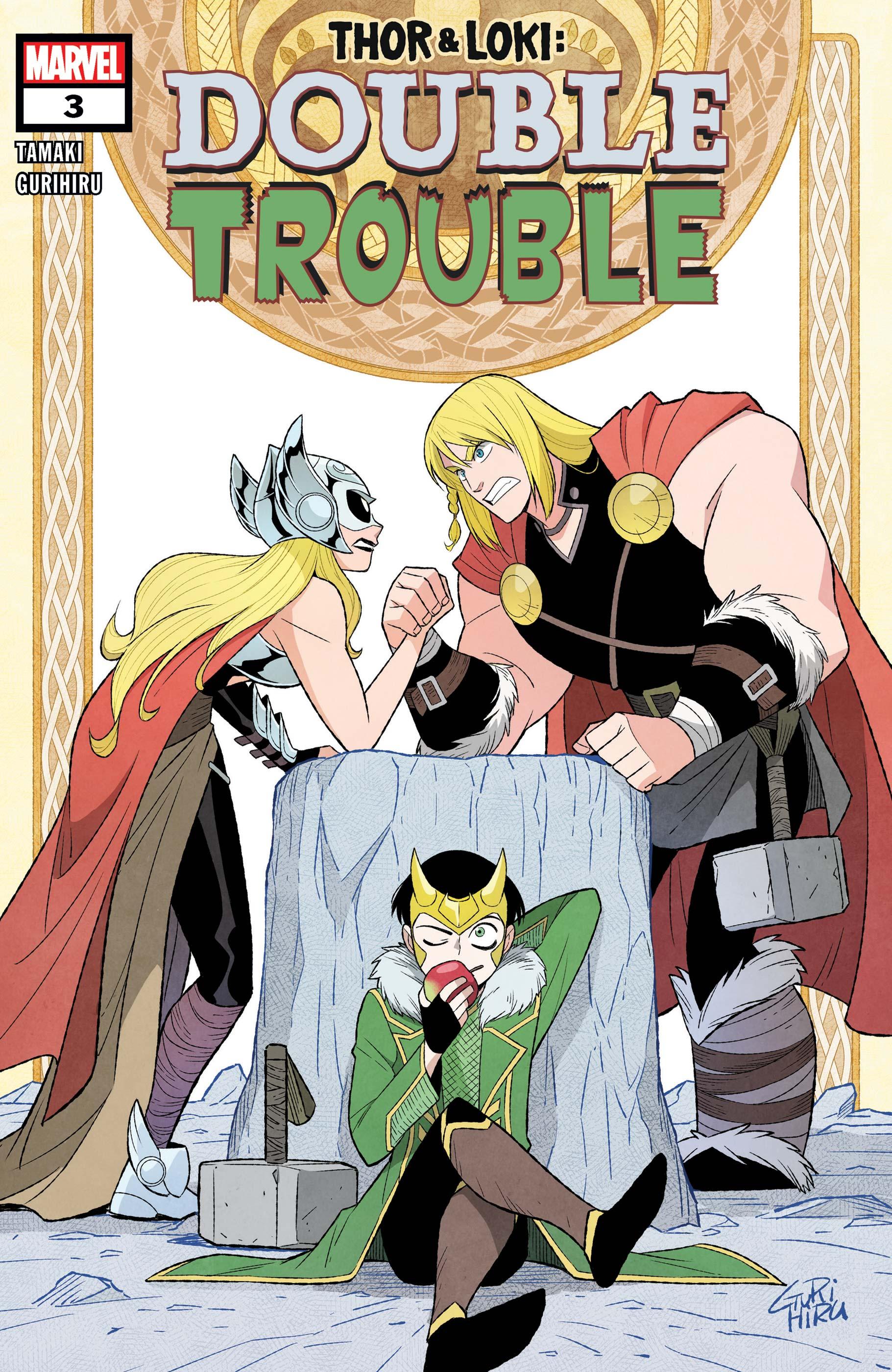Thor & Loki: Double Trouble (2021) #3