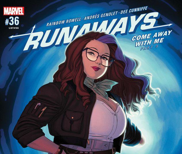 Runaways #36