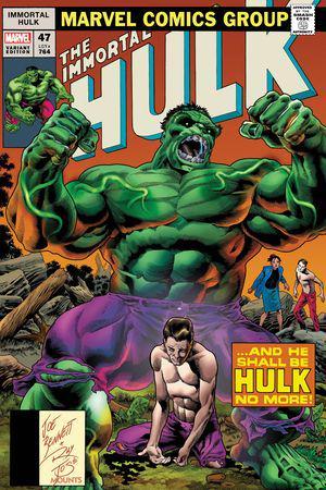 Immortal Hulk #47  (Variant)