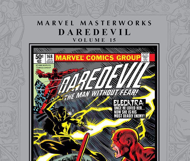 MARVEL MASTERWORKS: DAREDEVIL VOL. 15 HC #15