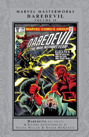 Marvel Masterworks: Daredevil Vol. 15 (Hardcover)