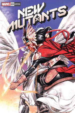 New Mutants (2019) #20 (Variant)