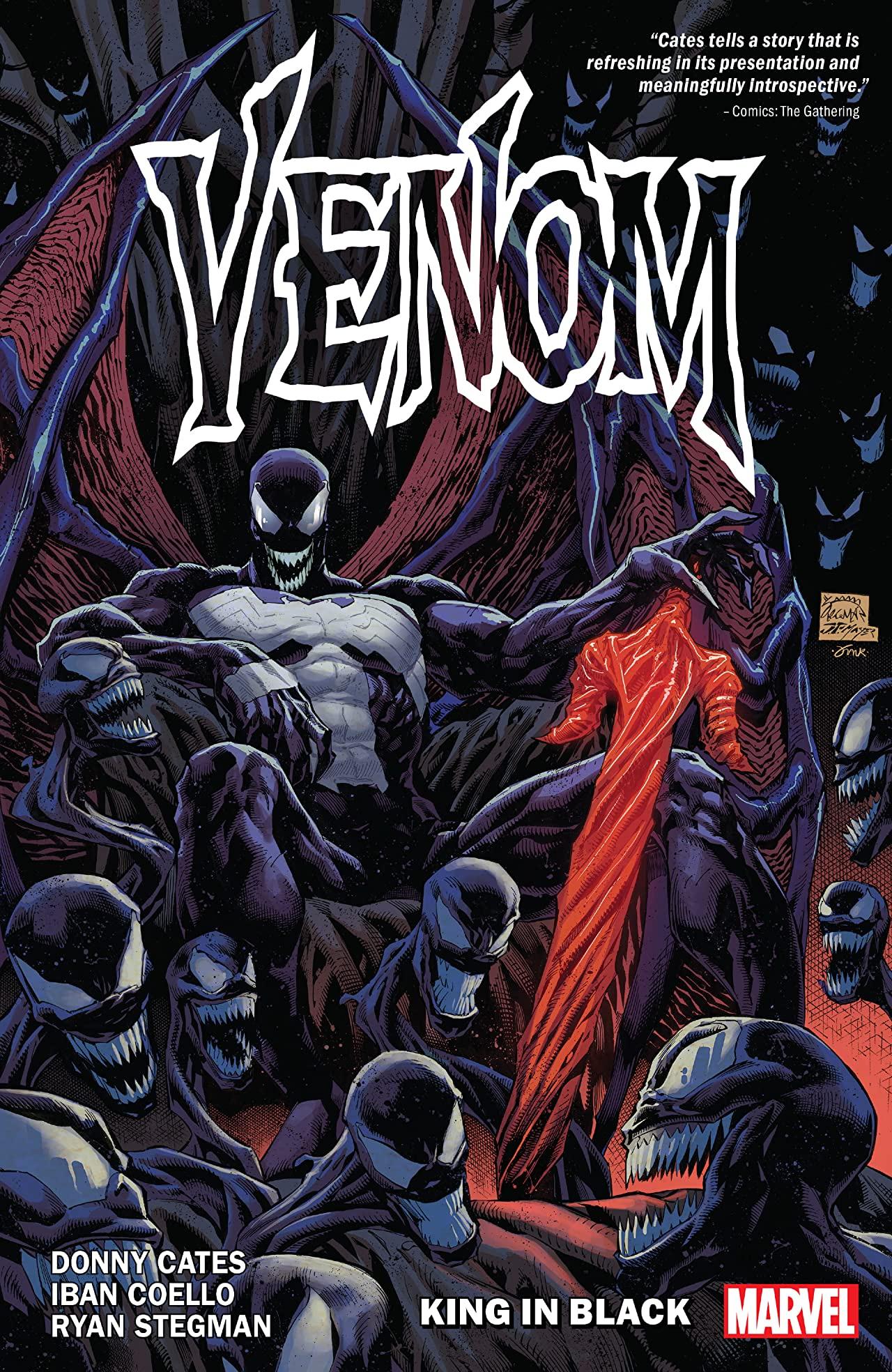 Venom By Donny Cates Vol. 6: King In Black (Trade Paperback)