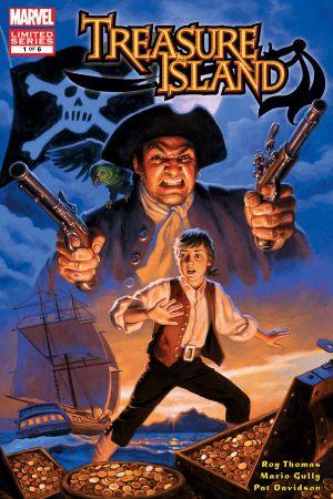 Marvel Illustrated: Treasure Island #1