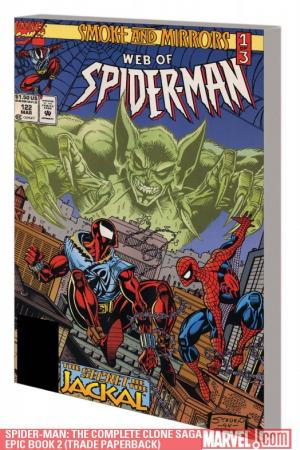 Spider-Man: The Complete Clone Saga Epic Book 2 (2010)
