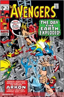 Avengers #76