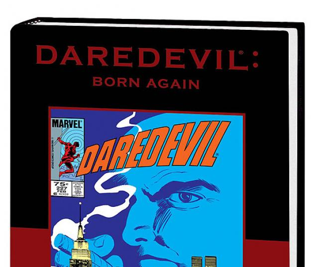 DAREDEVIL: BORN AGAIN PREMIERE HC  #0