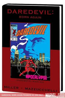 Daredevil: Born Again (Hardcover)
