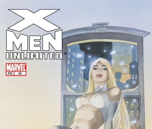 X-Men Unlimited #42