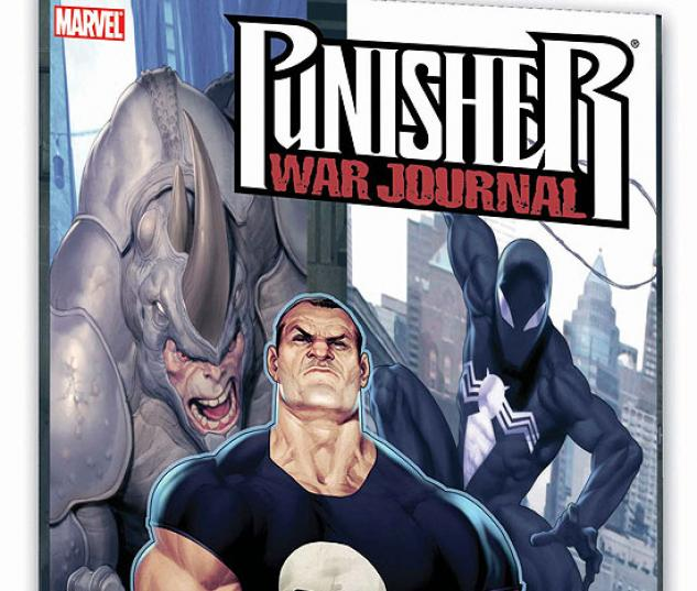 PUNISHER WAR JOURNAL VOL. 3: HUNTER HUNTED #0