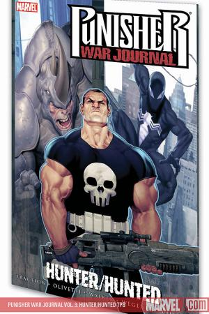 Punisher War Journal Vol. 3: Hunter Hunted (Trade Paperback)