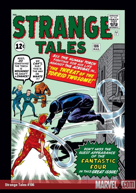 Strange Tales (1951) #106