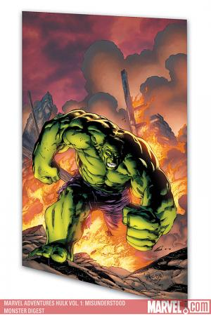 Marvel Adventures Hulk Vol. 1: Misunderstood Monster (Digest)